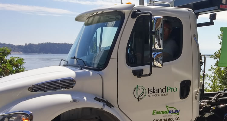 Vacuum Truck Services in Victoria, Saanich and Sidney